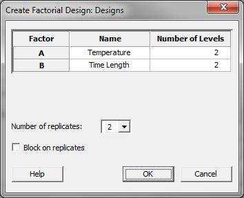 Full Factorial DOE with Minitab - Lean Sigma Corporation