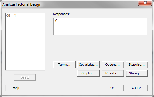 Fractional Factorial Designs with Minitab - Lean Sigma